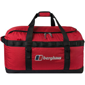 Berghaus Expedition Mule 40 Holdall Travelbag, red dahlia/jet black